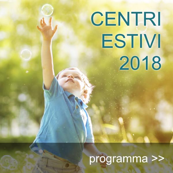 Centri estivi 2018