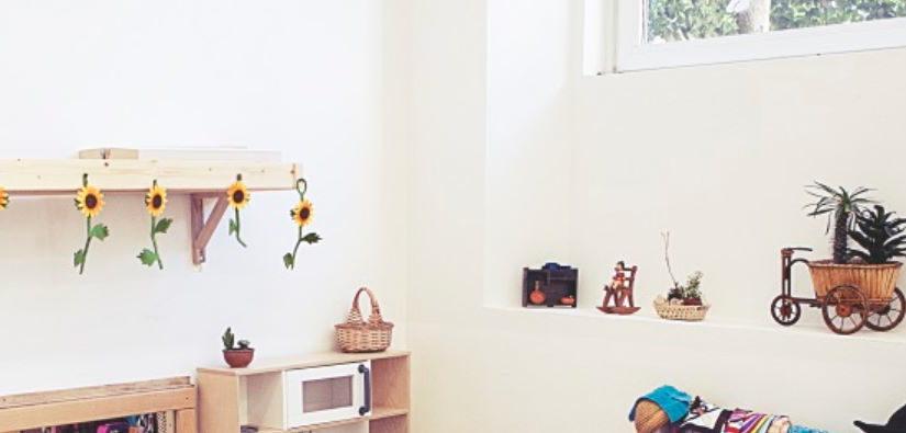 La casa dei bambini <br />dell'associazione culturale L'Eldorado
